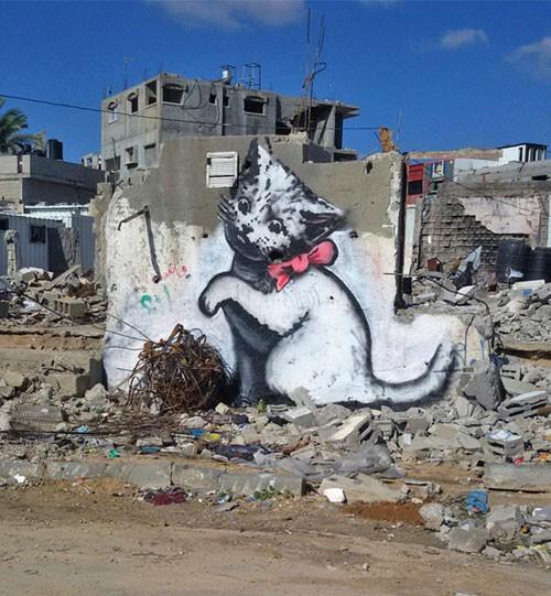 banksy-gaza