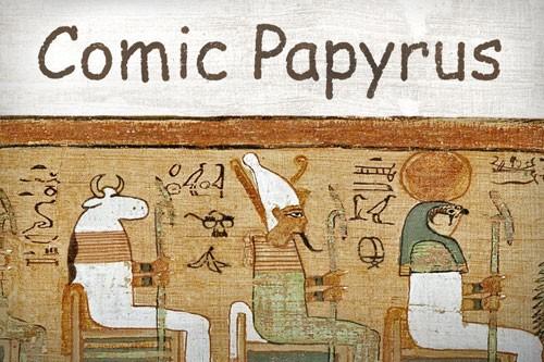 comic-papyrus