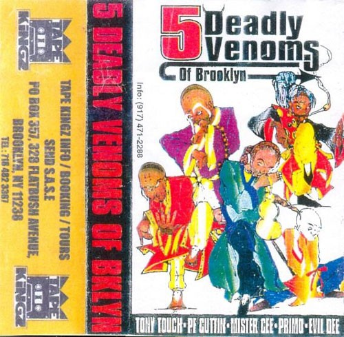5-deadly-venoms-of-brooklyn