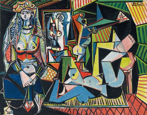 Picasso-Women-Of-Algiers