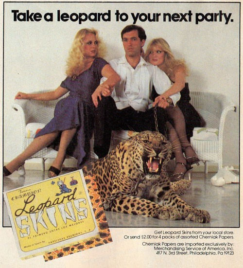 leopard-skins
