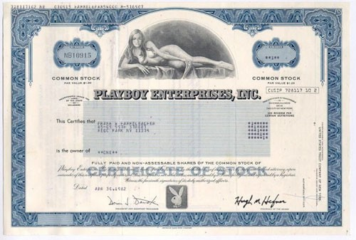 playboy-stock-certificate