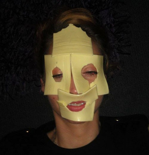 cheese-mask