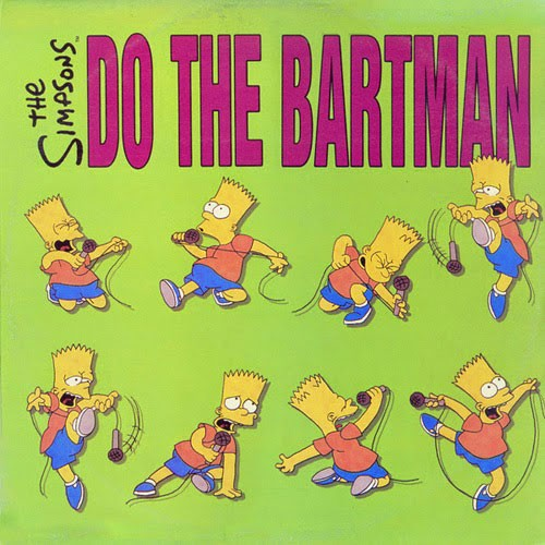 The-Simpsons-do-the-bartman-michael-jackson