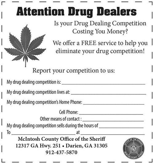 drug-snitch