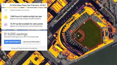 project-sunroof-giants-stadium