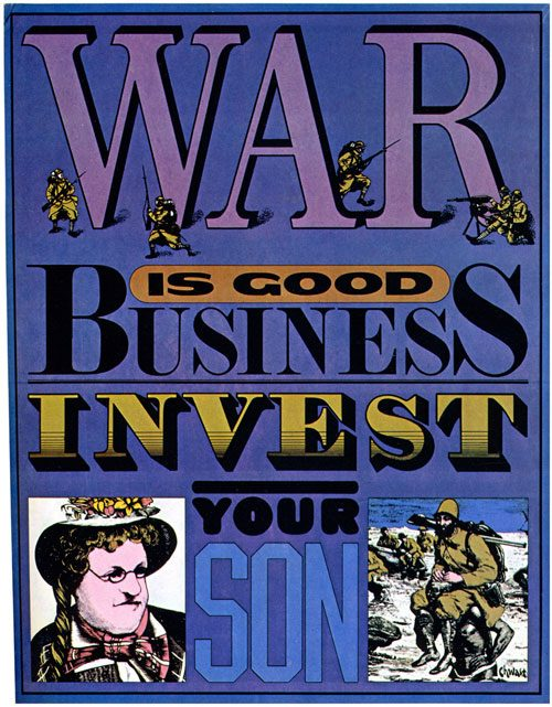 war-is-good-business
