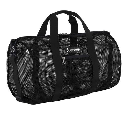 supreme-mesh-duffel-bag-black