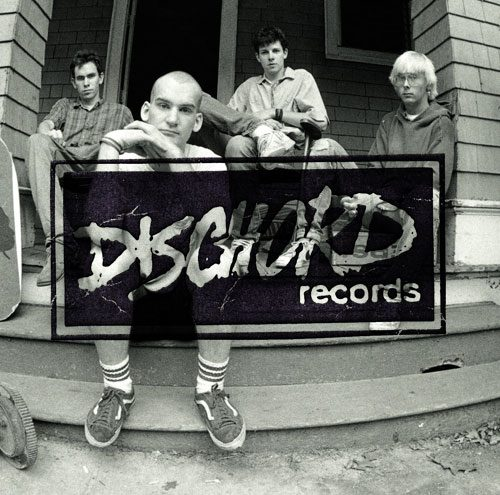 dischord-discography