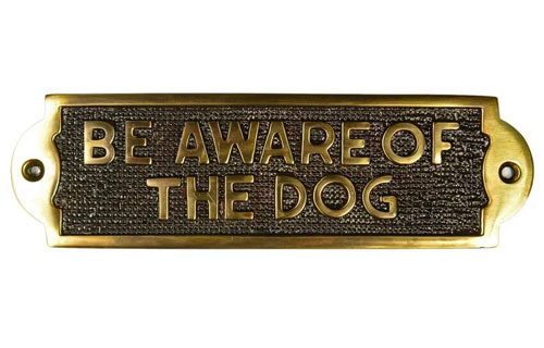 be-aware-of-dog