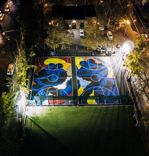 nike-kaws-court-nyc