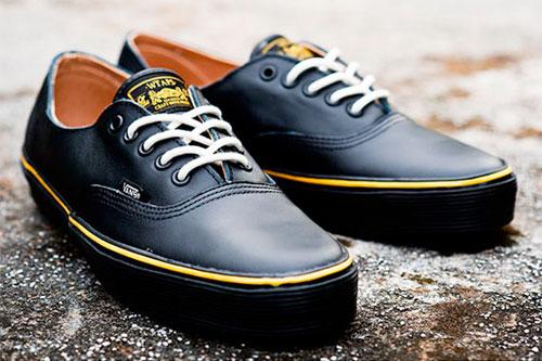 Oxblood Shoes Black Laces