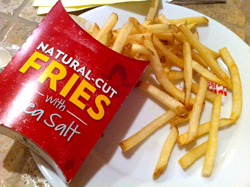So which fast food chain has the best fries? Why? - NeoGAF