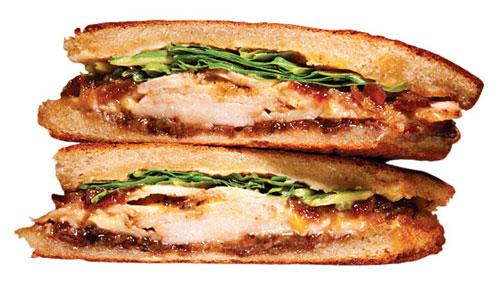 Turkey Sandwich Recipe — Dishmaps