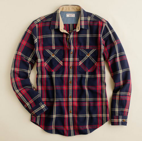 Choose men's flannel shirts and men's chamois shirts from Cabela's that are comfortable enough for weekend wear, yet refined enough to fit in at any dress-casual function.