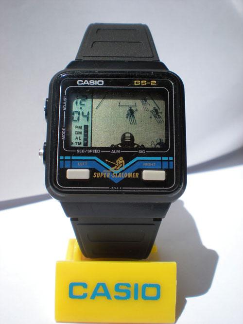 Casio Game Watches