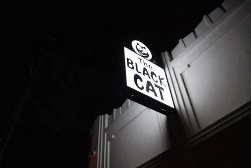Black Cat Silverlake Restaurants Nearby New